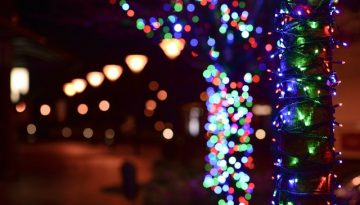 North Highland Events Christmas Lights 2
