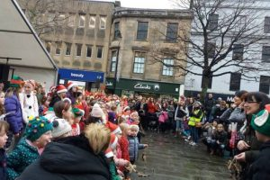 North Highland Events Elgin BID Christmas Lights