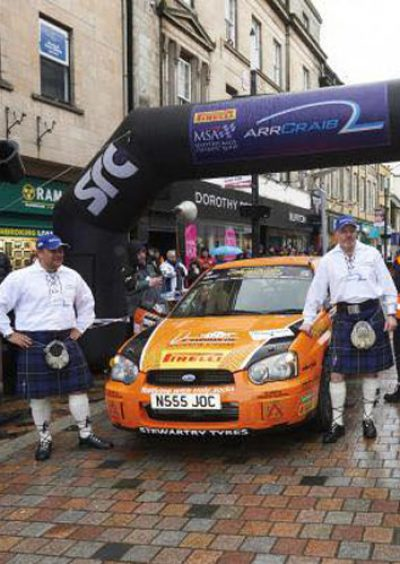 North Highland Events Snowman Rally 2018 1
