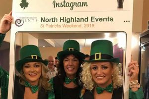 North Highland Events St Patricks Weekend