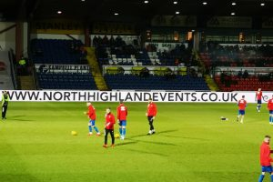 North Highland Events - Global Energy Stadium Dingwall